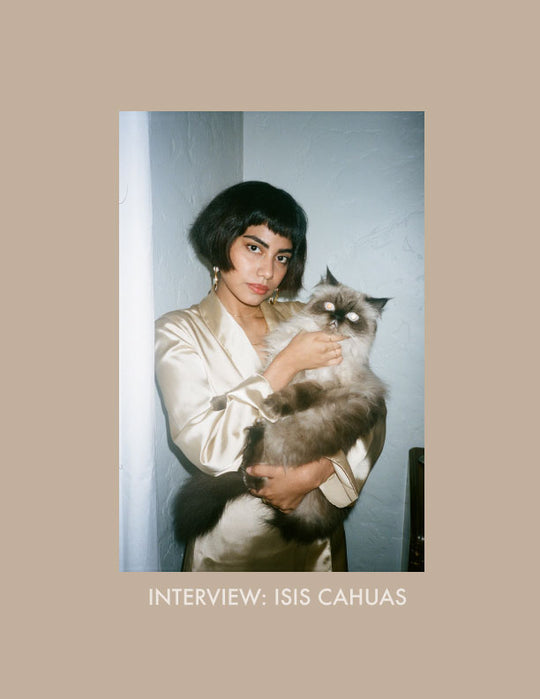 Interview: Isis Cahuas