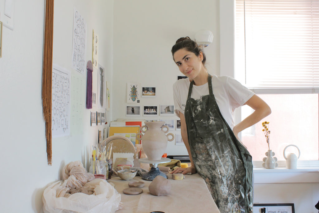 Exploring Clay with Amanda Hummes
