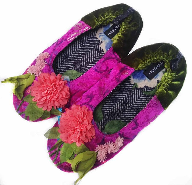 Goody Goody Daphne Slippers