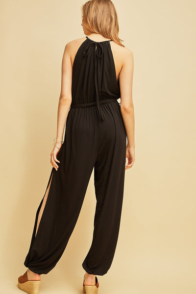 Day to Night Jumpsuit, Black