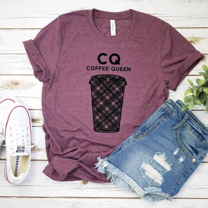 Coffee Queen Tee