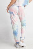 Cotton Candy Tie Dye Jogger Pant