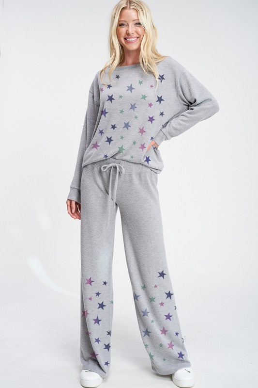 Phil Love Galaxy Loungewear Set
