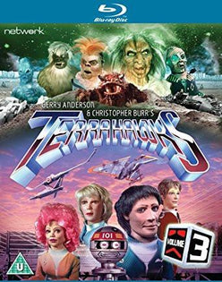 Terrahawks: Volume 3 [Blu-ray]