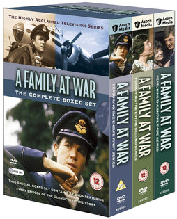 Family At War: Complete Set [DVD]