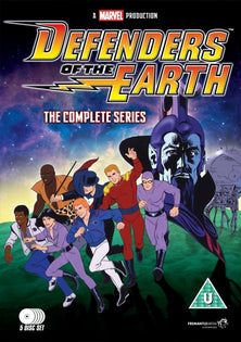 Defenders of the Earth - The Complete Series [DVD]