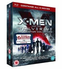X-Men And The Wolverine Adamantium Collection [Blu-ray 3D + Blu-ray]