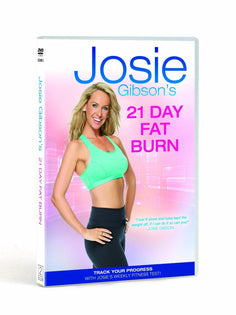 Josie Gibson's 21 Day Fat Burn [DVD]