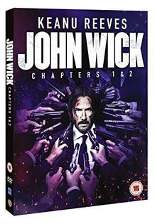 John Wick: Chapters 1 & 2 [DVD + Digital Download] [2017]