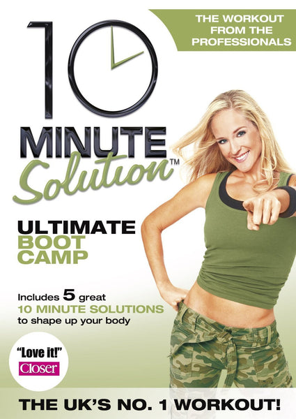 10 Minute Solution - Ultimate Boot Camp [DVD]
