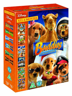 The Disney Buddies Collection 6 Movie Box Set [DVD]