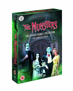 The Munsters - Complete Collection [DVD] [1964]
