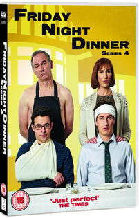 Friday Night Dinner - Series 4 [DVD]