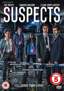Suspects: Series Three To Five [DVD]