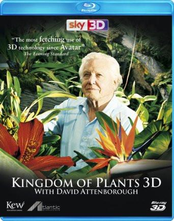 Kingdom of Plants in 3D (Blu-ray 3D)