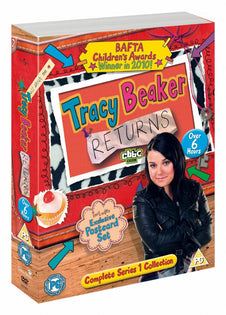 Tracy Beaker Returns [DVD]