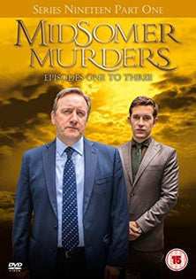 Midsomer Murders - Series 19 Part One [DVD]