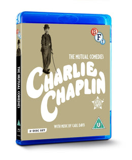 Charlie Chaplin: The Mutual Films Collection (Limited Edition Blu-ray) [1916]