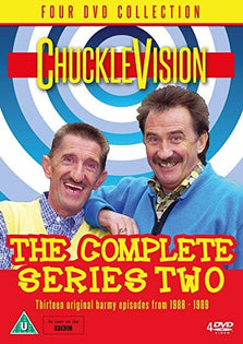 Chucklevision Series 2 [DVD]