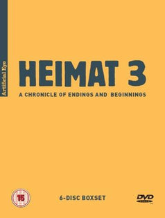 Heimat 3 - A Chronicle Of Endings And Beginnings [DVD]