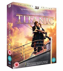 Titanic - Collector's Edition (Blu-ray 3D + Blu-ray)