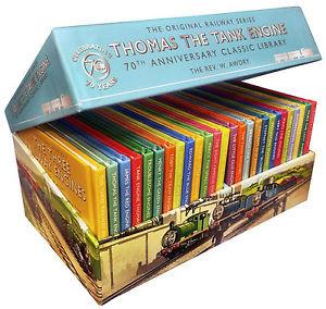 Thomas Classic 70th Anniversary Collection - 26 Books (Collection)