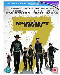 The Magnificent Seven [Blu-ray] [2016]