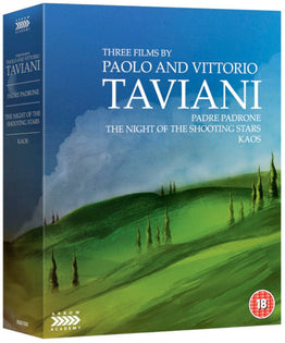 Three Films by Paolo & Vittorio Taviani [Padre Padrone, The Night of the Shooting Stars, Kaos] [Blu-ray]