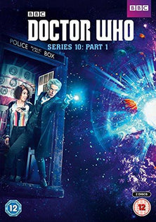Doctor Who - Series 10 Part 1 [DVD] [2017]