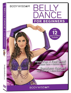 Belly Dance For Beginners [DVD]