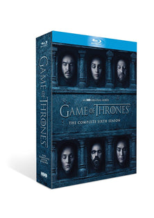 Game of Thrones - Season 6 [Blu-ray] [2016] [Region Free]