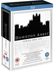 Downton Abbey: The Complete Collection [Blu-ray]