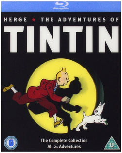 The Adventures of Tintin [Blu-ray]