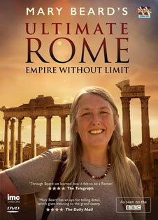 Mary Beard's Ultimate Rome - Empire without Limit - BBC2 [DVD]