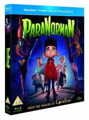 ParaNorman (Blu-ray 3D + Blu-ray + DVD + Digital Copy)