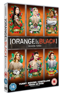 Orange Is The New Black: Season 3 [DVD]