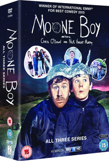 Moone Boy - Series 1-3 [DVD]
