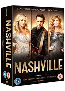 Nashville Season 1-4 [DVD]
