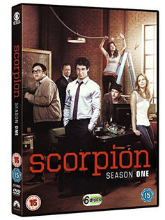 Scorpion - Season 1 [DVD]