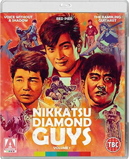 Nikkatsu Diamond Guys Vol 1 [Dual Format Blu-Ray + DVD]