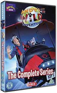 Andy's Wild Adventures - The Complete Series (6 disc) [DVD]