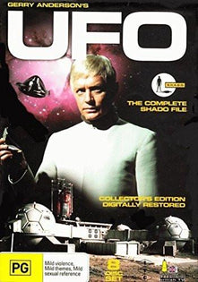 UFO (Gerry Anderson's) - The Complete Shado File: Collector's Edition (Complete Series) [DVD]