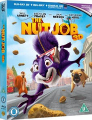 The Nut Job [Blu-ray 3D + Blu-ray]