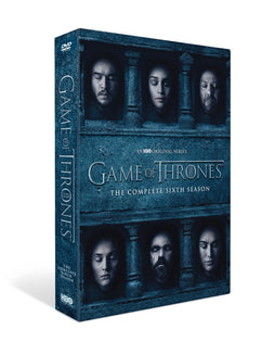 Game of Thrones - Season 6 [DVD] [2016]