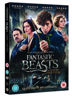 Fantastic Beasts and Where To Find Them [DVD + Digital Download] [2016]