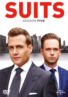Suits - Season 5 [DVD]