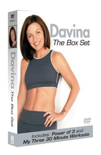 Davina - The Box Set : The Power Of 3 / My Three 30 Minute Workouts [DVD]