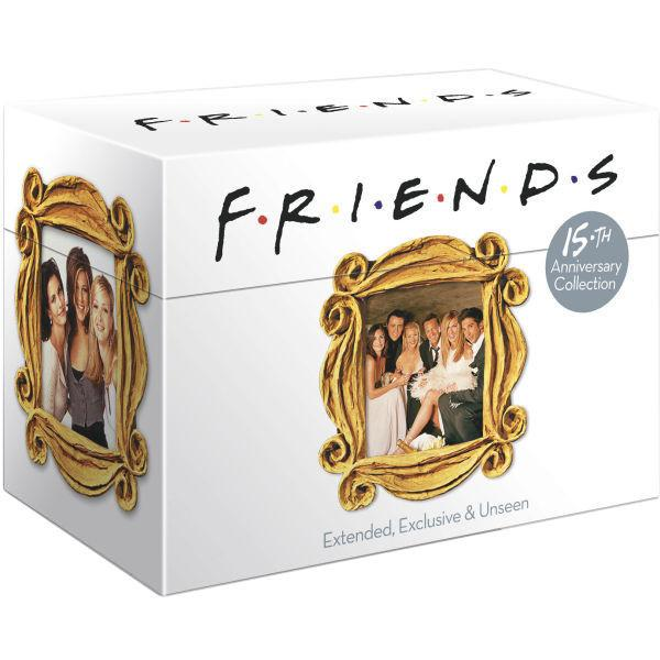 Friends - Season 1-10 Complete Collection (15th Anniversary) [DVD] [2004]