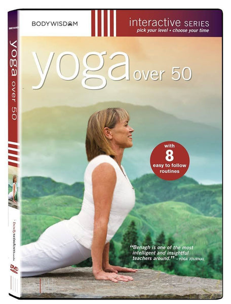 Yoga Over 50 [DVD]