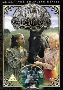 The Adventures Of Black Beauty - The Complete Series [DVD] [1972]